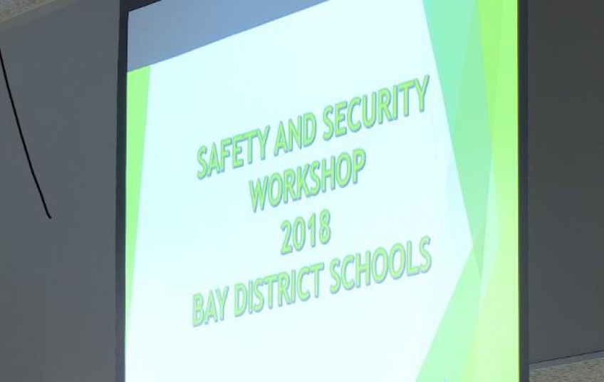 Cairflorida  Superintendent Maps Out School Safety Plans In Workshop